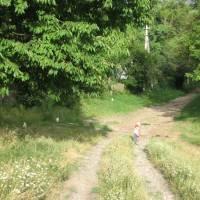 с.Таганча- дорога до дому