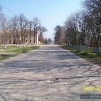 с.Таганча центральна вулиця