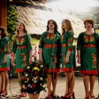 вокальний ансамбль Ліплявського  клубу «Кришталеві роси»