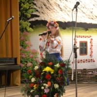 солістка Ліплявського клубу Вікторія Слюсар