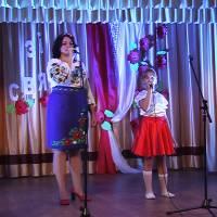Музичне вітання - пісня «Серце Марії» від Ірини та Вікторії Слюсар (1)