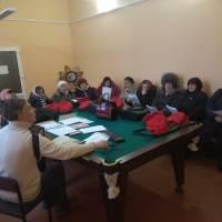 Репетиція колективу Берегиня