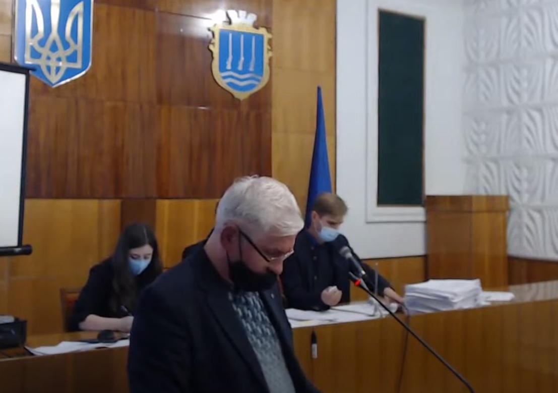 Засідання чергової 5-ї сесії Світловодської міської ради