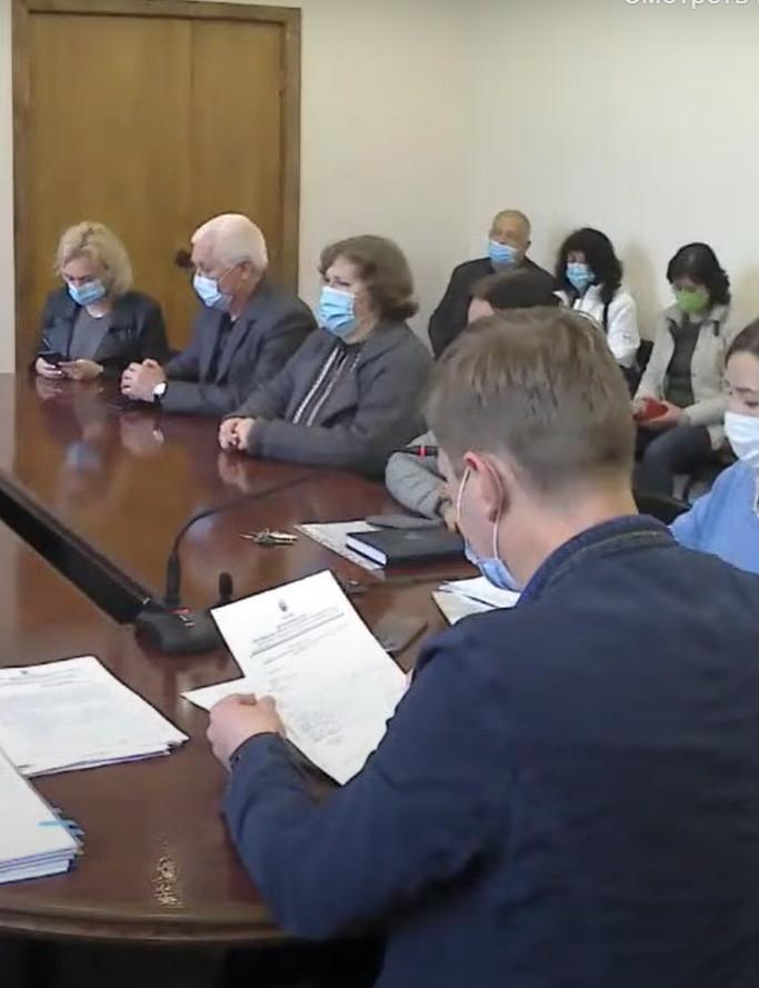 Засідання комісії з питань ТЕБ та НС 26.06.21