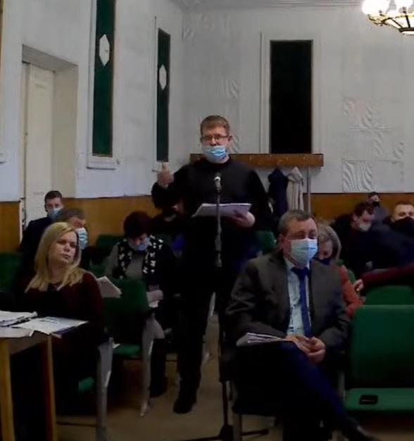Засідання 10-ї сесії Світловодської міської ради