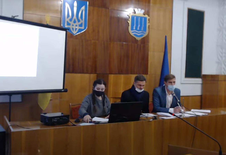 Засідання позачергової 6-ї сесії Світловодської міської ради