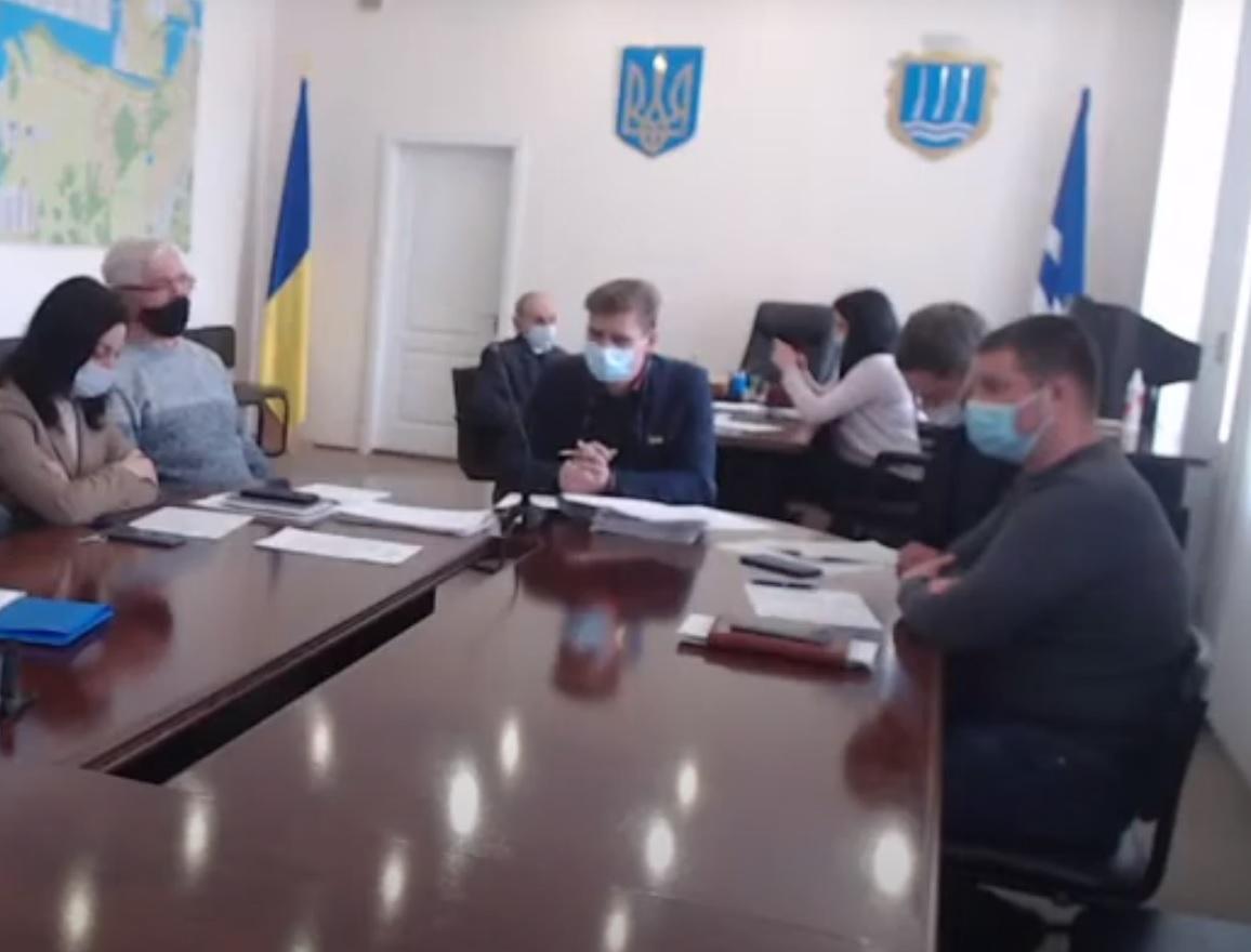 Засідання виконавчого комітету 17.02.2021