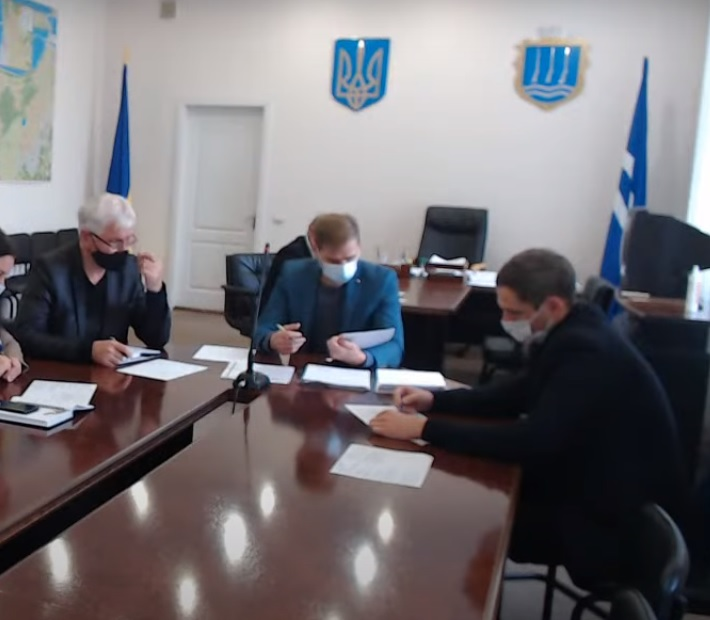 Засідання виконавчого комітету 04.12.2020