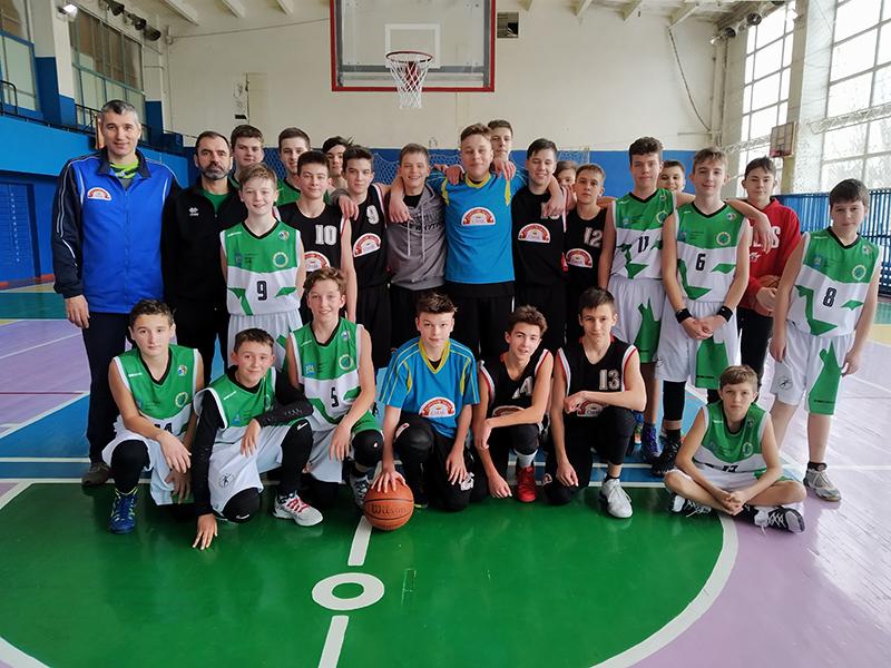 Світловодські баскетболісти вибороли місце в фіналі чемпіонату України по баскетболу