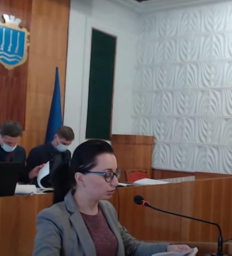 Засідання 9-ї позачергової сесії Світловодської міської ради