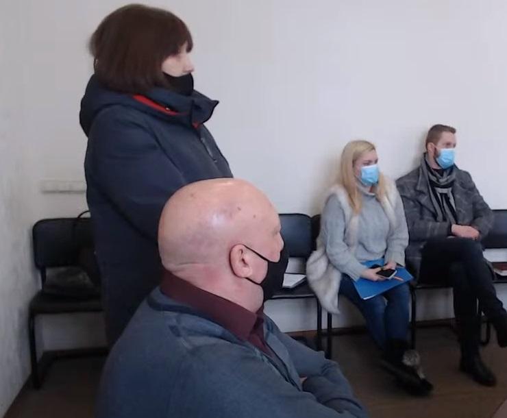 Засідання виконавчого комітету 18.01.2021 р