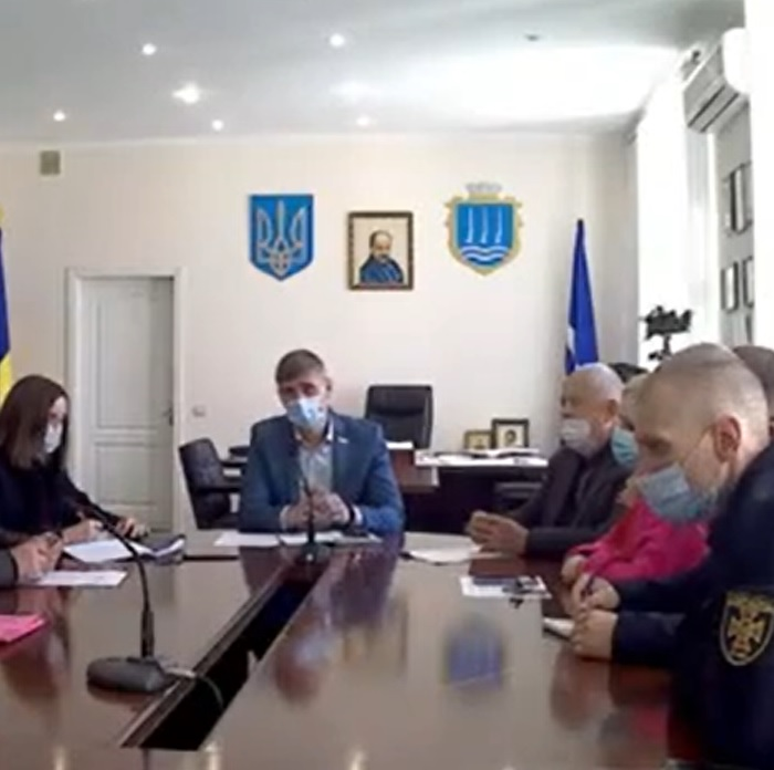 Засідання комісії з ТЕБ та НС 29.04.2021 р., м. Світловодськ