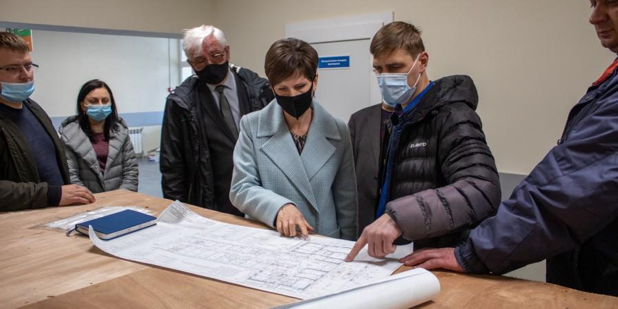 Міський голова стурбований питанням «Великого будівництва» у Світловодську