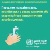 Рекомендації щодо проведення профілактичних заходів з недопущення поширення випадків COVID-19
