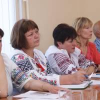 Засідання виконавчого комітету Жашківської міської ради