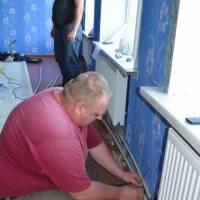 Заміна системи опалення в Скибинському ЗЗСО
