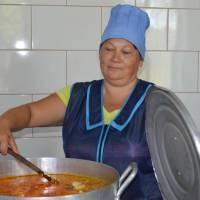 Приготування обіду у відремонтованому харчоблоці закладу дошкільної освіти №1