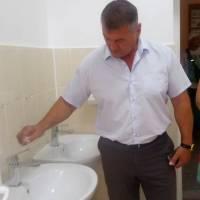 Ремонт вбиральні Скибинського ЗЗСО