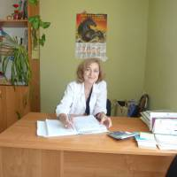 Завідувач дитячої консультацій Костишак Ніна Василівна