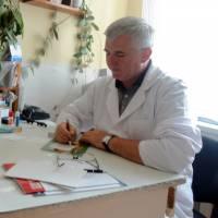 Завідувач терапевтичного відділення Ілляш Славелій Васильович