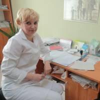 Завідувач жіночої консультацій Чендей Вiкторiя Iванiвна