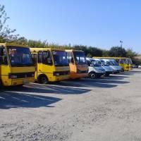 Парк шкільних автобусів Старокостянтинівщини  готовий до нового навчального року