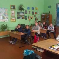 День учнівського самоврядування  у Воронковецькій ЗОШ І-ІІІ ступенів
