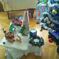 Виставка «Новорічно – Різдвяних композицій»