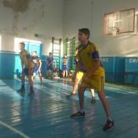 Змагання відкритої першості з волейболу