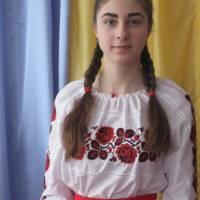 Чижова І., переможниця ІІ етапу МАН