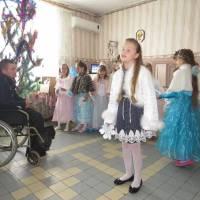 В день Святого Миколая з подарунками в Самчиківський будинок-інтернат