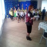 Огляд художньої самодіяльності у Великомацевицькому та Іршиківському НВК