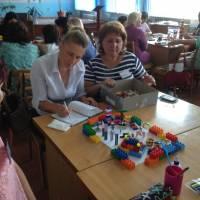 Навчання вчителів НУШ