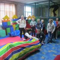 Свято весни для дітей з особливими потребами
