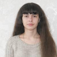 Заїка А., переможниця ІІ етапу МАН