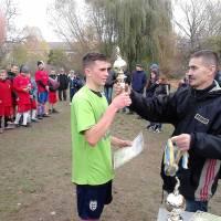 Нагородження міні-футбол юнаки