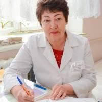 СЕВЕРИНЧИК Надія Олексіївна – лікар педіатр.