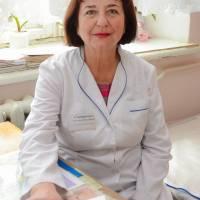 СИДОРЕНКО Людмила Григорівна – лікар педіатр.