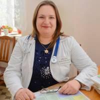 ШАЛИГА Надія Георгіївна - лікар педіатр.