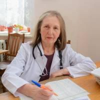 ХРИСТЕНКО Лідія Іванівна – лікар педіатр.