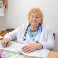 ТОЛМАЧОВА Катерина Олексіївна – лікар педіатр.