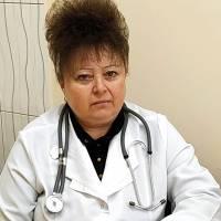 РОМАНОВИЧ Тетяна Михайлівна - лікар терапевт