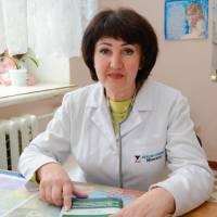 ТЕНИЩЕВА Лариса Віталіївна – лікар педіатр.
