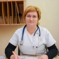 СОНЧКІВСЬКА Ольга Миколаївна – лікар загальної практики, сімейний лікар.