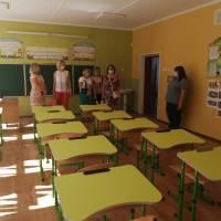Семенівська ЗОШ НУШ 1 клас