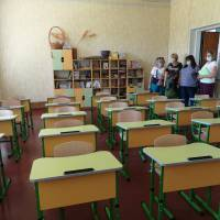 Яблунева ЗОШ НУШ 1 клас