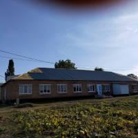 покрівлі будівлі  школи корпусу №2  комунального закладу Зеленобалківський навчально-виховний комплекс