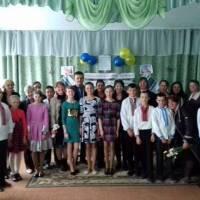 Відзначення  свята у  Піщатинському  НВК