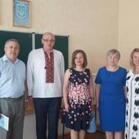 Перша частина роботи Школи  на базі Свалявської ЗОШ І-ІІІ ст. №1