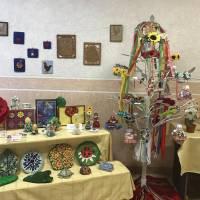 Виставка творчих робіт вихованців Свалявського Будинку школярів